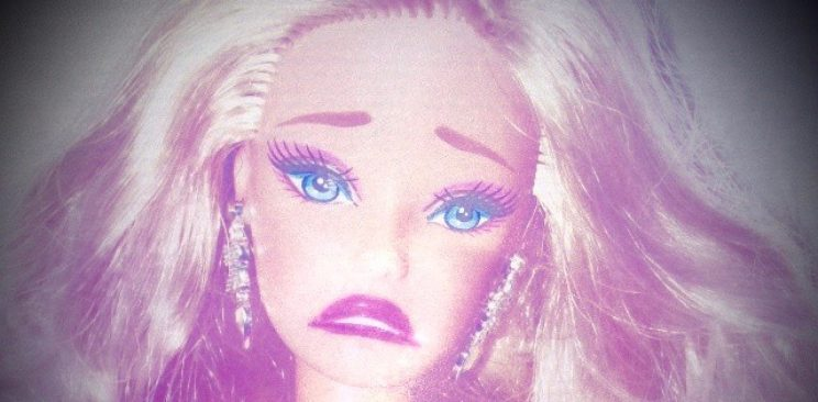 Sad Barbie