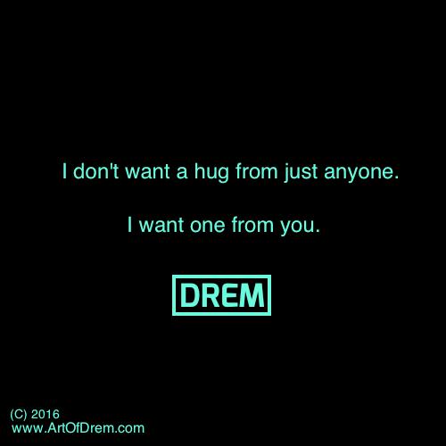 hug.quote